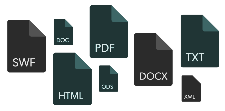 【SEO対策】HTML以外にインデックスされるファイル形式とそのリンク評価について