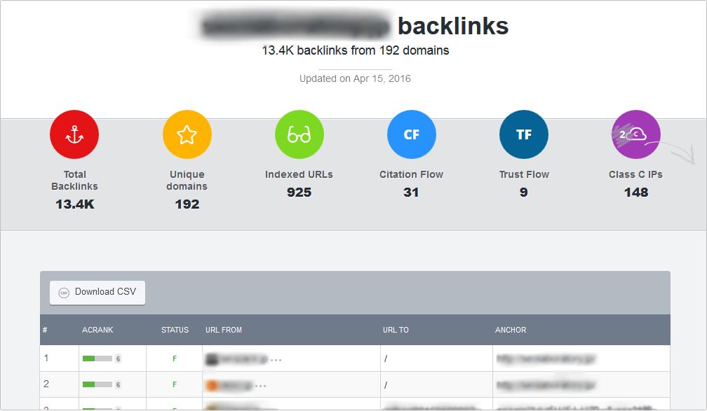 Monitor Backlinks イメージ