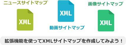 拡張機能を使ってXMLサイトマップを作成してみよう!