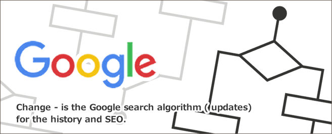 Google検索アルゴリズムとは~変更(アップデート)履歴とSEOについて