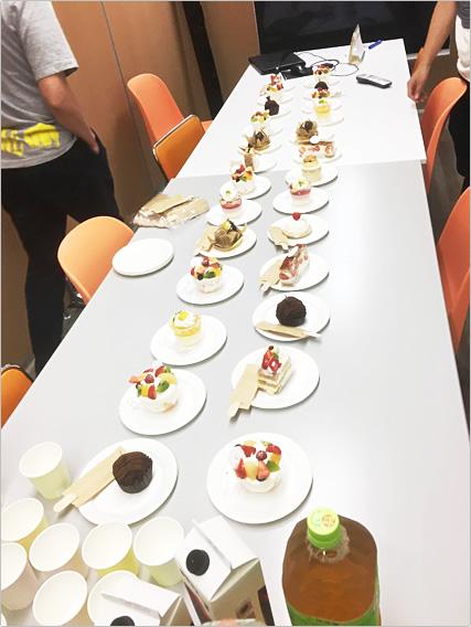 札幌で有名なきのとやさんのケーキ