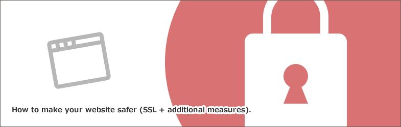 ウェブサイトをより安全にする方法(SSL + 追加の対策)