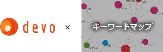 弊社ディーボが提供するキーワードマップについて