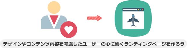 デザインやコンテンツ内容を考慮したユーザーの心に響くランディングページを作ろう