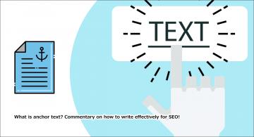 アンカーテキストとは~SEOに効果的な書き方教えます