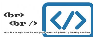 BRタグとは~改行してHTML構築するための基本知識